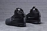 Зимние мужские ботинки 31831, Nike LF1 Duckboot (TOP AAA), черные, [ 42 ] р. 42-27,0см., фото 3