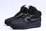 Зимние мужские ботинки 31831, Nike LF1 Duckboot (TOP AAA), черные, [ 42 ] р. 42-27,0см., фото 8