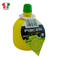 Сок - концентрат Лимонный  Piacelli 200мл