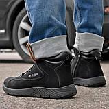 Зимние мужские ботинки 31841, Camel (на меху, в коробке), черные, [ 41 42 43 44 45 ] р. 41-27,0см. 42, фото 3
