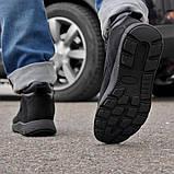 Зимние мужские ботинки 31841, Camel (на меху, в коробке), черные, [ 41 42 43 44 45 ] р. 41-27,0см. 42, фото 5