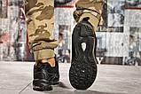 Кроссовки мужские 12671, Nike Aimax Supreme, черные, [ 43 46 ] р. 43-27,3см., фото 3