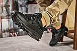 Кроссовки мужские 12671, Nike Aimax Supreme, черные, [ 43 46 ] р. 43-27,3см., фото 5