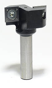 Фреза Sekira 12-554-400 (для выравнивания плоскости) Z2 D40 h14 d12 L69