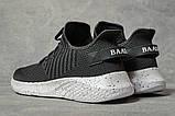 Кроссовки мужские 10452, BaaS Ploa, темно-серые, [ 42 43 44 45 ] р. 42-27,0см., фото 4