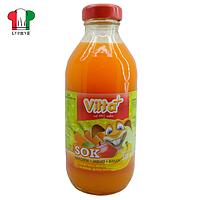 Сок мультифруктовый Vitta 330мл