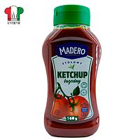 Кетчуп Madero лагодный 560г