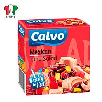 Салат с тунцом мексикан Calvo 150г