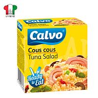 Салат с тунцом кус кус Calvo 150г