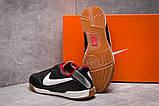 Кроссовки мужские 13952, Nike Tiempo, черные, [ 38 ] р. 38-23,4см., фото 4