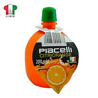 Сок - концентрат Апельсиновый  Piacelli 200мл