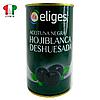 Маслины Eliges ж/б 350г/150г
