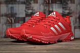 Кроссовки женские 17007, Adidas Marathon Tn, красные, [ 36 39 ] р. 36-22,5см., фото 2