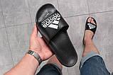 Шлепанцы мужские 16292, Adidas Equipment, черные, [ 42 43 ] р. 42-26,9см., фото 4