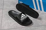 Шлепанцы мужские 16292, Adidas Equipment, черные, [ 42 43 ] р. 42-26,9см., фото 5