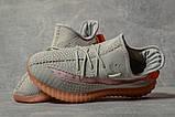 Кроссовки мужские 17551, Adidas Yeezy, серые, [ 43 ] р. 43-27,5см., фото 3