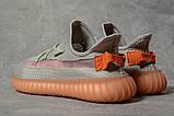 Кроссовки мужские 17551, Adidas Yeezy, серые, [ 43 ] р. 43-27,5см., фото 4