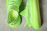 Кроссовки женские 17563, Adidas Yeezy, зеленые, [ 39 ] р. 39-25,0см., фото 5
