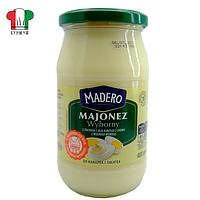 Майонез Madero с/б 400мл