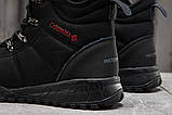 Зимние мужские кроссовки 31232, Columbia Waterproof, черные, [ 42 43 ] р. 42-27,5см., фото 4