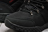 Зимние мужские кроссовки 31232, Columbia Waterproof, черные, [ 42 43 ] р. 42-27,5см., фото 6
