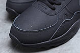 Зимние мужские кроссовки 31314, Nike ZooM Air Span, черные, [ нет в наличии ] р. 42-27,1см., фото 4