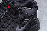 Зимние мужские кроссовки 31314, Nike ZooM Air Span, черные, [ нет в наличии ] р. 42-27,1см., фото 5