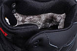 Зимние мужские кроссовки 31314, Nike ZooM Air Span, черные, [ нет в наличии ] р. 42-27,1см., фото 6