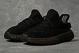 Кроссовки женские 17566, Adidas Yeezy, черные, [ 38 ] р. 38-24,5см., фото 2