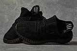 Кроссовки женские 17566, Adidas Yeezy, черные, [ 38 ] р. 38-24,5см., фото 3