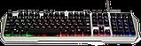 Клавиатура проводная Defender Metal Hunter GK-140L USB Metal, фото 3