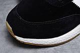 Зимние мужские кроссовки 31662, Adidas Iniki, черные, [ 41 ] р. 41-25,3см., фото 4