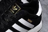Зимние мужские кроссовки 31662, Adidas Iniki, черные, [ 41 ] р. 41-25,3см., фото 5