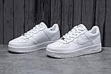 Кроссовки мужские 18061, Nike Air, белые, [ 41 42 43 44 45 46 ] р. 41-26,7см., фото 2