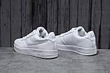 Кроссовки мужские 18061, Nike Air, белые, [ 41 42 43 44 45 46 ] р. 41-26,7см., фото 3