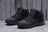 Зимние мужские кроссовки 31701, Nike Air ACG, черные, [ 41 42 43 45 ] р. 41-26,3см., фото 2