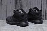 Зимние мужские кроссовки 31701, Nike Air ACG, черные, [ 41 42 43 45 ] р. 41-26,3см., фото 3