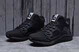 Зимние мужские кроссовки 31721, Puma, черные, [ 42 46 ] р. 42-26,5см., фото 2
