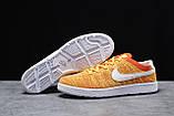 Кроссовки мужские 18082, Nike Tennis Classic Ultra Flyknit, оранжевые, [ 41 42 43 44 45 ] р. 41-26,5см., фото 3