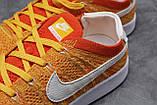 Кроссовки мужские 18082, Nike Tennis Classic Ultra Flyknit, оранжевые, [ 41 42 43 44 45 ] р. 41-26,5см., фото 5