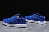 Кроссовки мужские 18083, Nike Tennis Classic Ultra Flyknit, темно-синие, [ 41 42 43 44 45 ] р. 41-26,5см., фото 2