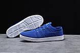 Кроссовки мужские 18083, Nike Tennis Classic Ultra Flyknit, темно-синие, [ 41 42 43 44 45 ] р. 41-26,5см., фото 3