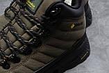 Зимние мужские кроссовки 31773, Columbia Contagrip, зеленые, [ нет в наличии ] р. 41-26,5см., фото 5