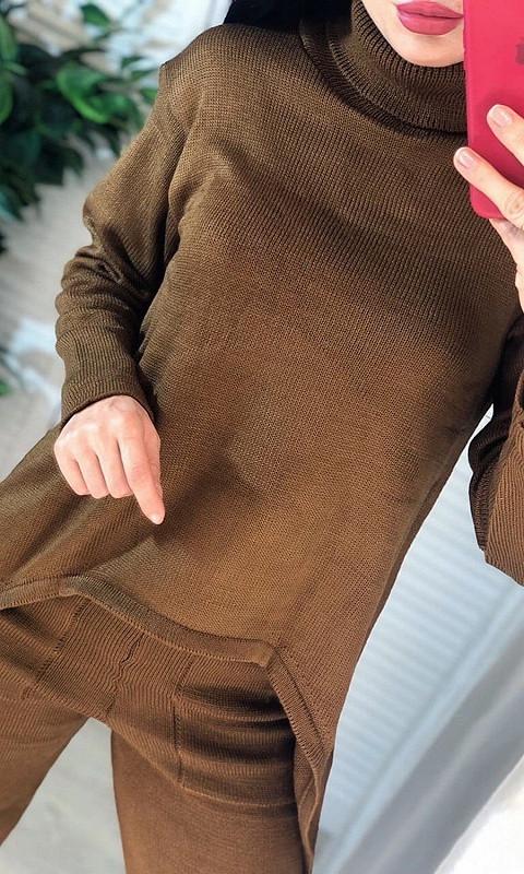 Костюм 492575/2 42/46 коричневый