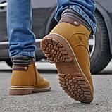 Зимние мужские ботинки 31846, Camel (на меху, в коробке), песочные, [ 41 44 ] р. 41-27,0см., фото 6