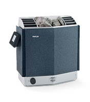 Электрокаменка TYLO Sense MPE 8 (6-12 м3, 8 кВт, 10 кг камней 220/380 В) с пультом управления