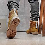 Зимние мужские ботинки 31872, Difeno (на меху, в коробке), песочные, [ 41 42 43 44 45 ] р. 41-26,0см., фото 4