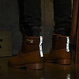 Зимние мужские ботинки 31872, Difeno (на меху, в коробке), песочные, [ 41 42 43 44 45 ] р. 41-26,0см., фото 6