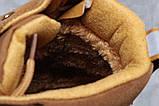 Зимние мужские ботинки 31872, Difeno (на меху, в коробке), песочные, [ 41 42 43 44 45 ] р. 41-26,0см., фото 8
