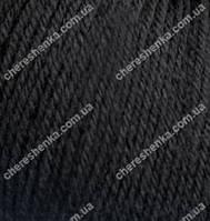Нитки Alize Baby Wool 60 черный